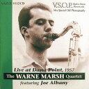 艺人名: W - ライヴ・アット・ダナ・ポイント1957 Vol.1 [完全限定生産][CD] / ウォーン・マーシュ・カルテット feat.ジョー・オーバニー