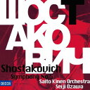 Composer: A Line - ショスタコーヴィチ: 交響曲 第5番 [SHM-CD][CD] / 小澤征爾 (指揮)