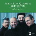 作曲家名: A行 - ベートーヴェン: 弦楽四重奏曲第4番、第14番(1989年ライヴ) [UHQCD][CD] / アルバン・ベルク四重奏団