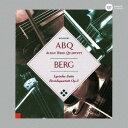 Composer: A Line - ベルク: 弦楽四重奏曲、抒情組曲 [UHQCD][CD] / アルバン・ベルク四重奏団