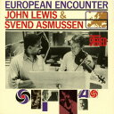Artist Name: J - ヨーロピアン・エンカウンター [SHM-CD] [完全限定盤][CD] / ジョン・ルイス&スヴェンド・アスムッセン