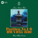 作曲家名: Ha行 - バッハ: パルティータ [UHQCD][CD] / ヘルムート・ヴァルヒャ (チェンバロ)