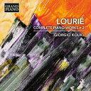 作曲家名: Sa行 - アルトゥール・ルリエ: ピアノ作品集 第2集[CD] / ジョルジオ・コウクル