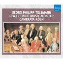 Composer: Ka Line - テレマン: 忠実な音楽の師 (全曲) [Blu-spec CD2][CD] / カメラータ・ケルン