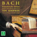 Composer: Ta Line - J.S.バッハ: フランス組曲 (全曲)[CD] / トン・コープマン (指揮)