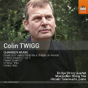 Composer: Ka Line - コリン・トゥイッグ: 室内楽作品集[CD] / クラシックオムニバス