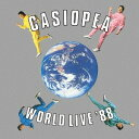 艺人名: C - CASIOPEA WORLD LIVE '88 [SHM-CD] [限定盤][CD] / カシオペア