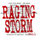 Rakuten - RAGING STORM[CD] / オムニバス