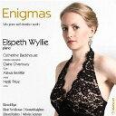 作曲家名: Ka行 - Enigmas イギリスのピアノ独奏曲と室内楽曲[CD] / クラシックオムニバス