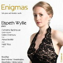 Composer: Ka Line - Enigmas イギリスのピアノ独奏曲と室内楽曲[CD] / クラシックオムニバス