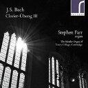 作曲家名: Sa行 - J.S.バッハ: クラヴィーア練習曲集 第3集[CD] / スティーブン・ファー