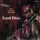 藝人名: F - ジ・アワード・ウィナー [完全限定生産][CD] / フランク・ウェス