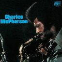 藝人名: C - チャールズ・マクファーソン [完全限定生産][CD] / チャールズ・マクファーソン