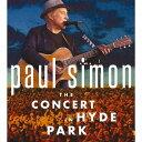 Artist Name: P - ザ・コンサート・イン・ハイド・パーク [2CD+DVD][CD] / ポール・サイモン