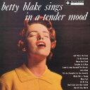 藝人名: B - ベティー・ブレイク・シングス・テンダー・ムード [UHQCD] [完全限定生産][CD] / ベティー・ブレイク