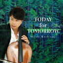 乐天商城 - TODAY for TOMORROW[CD] / 柏木広樹