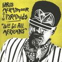 Artist Name: I - ウィー・ビー・オール・アフリカンズ[CD] / アイドリス・アカムーア&ザ・ピラミッズ