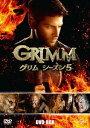 GRIMM/グリム シーズン5 DVD BOX DVD / TVドラマ