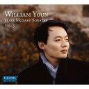 作曲家名: A行 - ウィリアム・ヨン: モーツァルト ピアノ・ソナタ集 第5集[CD] / ウィリアム・ヨン