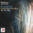 Composer: Ya Line - ブラームス: ピアノ三重奏曲 (全曲) [Blu-spec CD2][CD] / ヨーヨー・マ