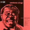 艺人名: L - サッチモ・シングス [SHM-CD][CD] / ルイ・アームストロング