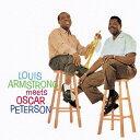 藝人名: L - ルイ・アームストロング・ミーツ・オスカー・ピーターソン +4 [SHM-CD][CD] / ルイ・アームストロング、オスカー・ピーターソン