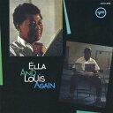 藝人名: L - エラ・アンド・ルイ・アゲイン [SHM-CD][CD] / ルイ・アームストロング、エラ・フィッツジェラルド