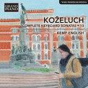 器乐曲 - レオポルト・コジェルフ: ピアノ・ソナタ全集 第10集[CD] / ケンプ・イングリッシュ