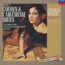 作曲家名: Sa行 - ビゼー: 「カルメン」「アルルの女」組曲 [限定盤][CD] / シャルル・ミュンシュ (指揮)