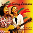 "藝人名: J - louisiana sunday afternoon[CD] / 吉村樹里、三好""3吉""功郎"