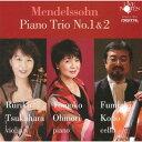 Composer: A Line - メンデルスゾーン: ピアノ・トリオ 第1番、第2番[CD] / 大森智子、塚原るり子、河野文昭