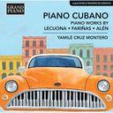 作曲家名: Ya行 - キューバのピアノ作品集[CD] / ヤミレ・クルス・モンテーロ(Pf)