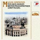 作曲家名: Ra行 - マーラー: 交響曲第9番ニ長調&第10番嬰へ短調よりアダージョ[CD] / ロリン・マゼール