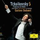 作曲家名: Ka行 - チャイコフスキー: 交響曲第5番 [SHM-CD][CD] / グスターボ・ドゥダメル (指揮)