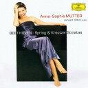 作曲家名: A行 - ベートーヴェン: ヴァイオリン・ソナタ第5番「春」、第9番「クロイツェル」 [SHM-CD][CD] / アンネ=ゾフィー・ムター (ヴァイオリン)