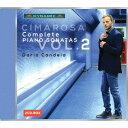 作曲家名: Ta行 - チマローザ: ピアノ・ソナタ全集 2[CD] / ダリオ・カンデーラ