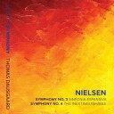 作曲家名: Ka行 - ニールセン: 交響曲 第3番&第4番[CD] / クラシックオムニバス