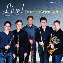 Composer: A Line - ライヴ![CD] / アンサンブル・ウィーン=ベルリン
