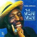 Artist Name: E - ザ・メイン・マン [完全限定生産][CD] / エディ・ジェファーソン