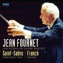 作曲家名: Ka行 - サン = サーンス 交響曲第3番「オルガン付き」/フランク 交響曲[CD] / クラシックオムニバス