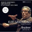 作曲家名: Ka行 - ブルックナー: 交響曲 第7番[CD] / クラシックオムニバス