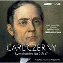 作曲家名: Ka行 - ツェルニー: 交響曲集[CD] / クラシックオムニバス