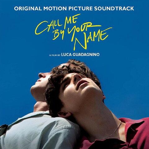「君の名前で僕を呼んで」オリジナル・サウンドトラック[CD] / サントラ