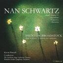 作曲家名: Ka行 - シュワルツ/ブロードストック: 管弦楽作品集[CD] / ケヴィン・パーセル (指揮)