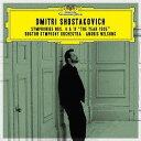 作曲家名: A行 - ショスタコーヴィチ: 交響曲第4番&第11番『1905年』 [SHM-CD][CD] / アンドリス・ネルソンス (指揮)/ボストン交響楽団