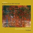 作曲家名: A行 - J.S.バッハ: イギリス組曲 第1番-第3番[CD] / エレオノーレ・ビューラー=ケストラー