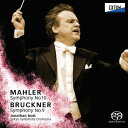 Composer: Sa Line - マーラー: 交響曲第10番、ブルックナー: 交響曲第9番 [HQ-Hybrid CD][SACD] / ジョナサン・ノット (指揮)/東京交響楽団