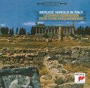 作曲家名: Ra行 - ベルリオーズ: 交響曲「イタリアのハロルド」&ビゼー: 交響曲ハ長調 [期間生産限定盤][CD] / レナード・バーンスタイン (指揮)/ニューヨーク・フィルハーモニック