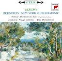 作曲家名: Ra行 - ドビュッシー: 交響詩「海」&牧神の午後への前奏曲 他 [期間生産限定盤][CD] / レナード・バーンスタイン (指揮)/ニューヨーク・フィルハーモニック