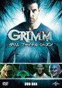 GRIMM/グリム ファイナル シーズン DVD-BOX DVD / TVドラマ